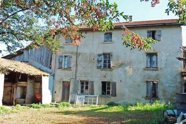 ST-DONAT-SUR-L'HERBASSE - Annonce Maison à vendre5 pièces - 120 m²