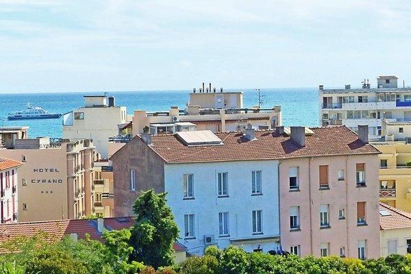 JUAN-LES-PINS - Annonce Appartement à vendre3 pièces - 72 m²