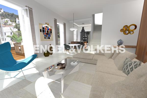BEAULIEU-SUR-MER - Annonce Appartement à vendre4 pièces - 133 m²