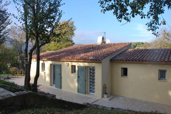 CHATEAUNEUF-DE-GRASSE - Annonce Maison à vendre5 pièces - 110 m²