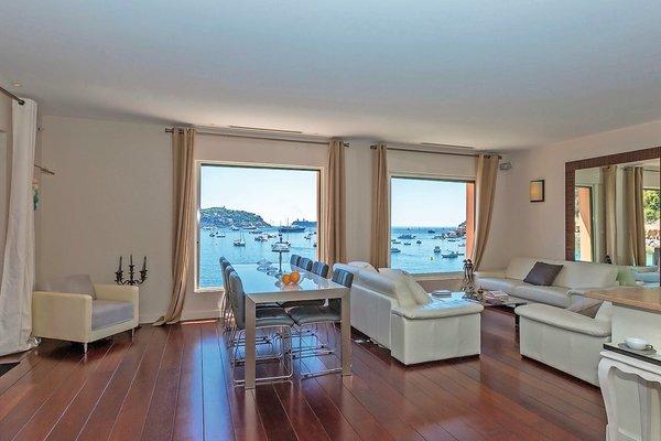 VILLEFRANCHE-SUR-MER - Annonce Appartement à vendre4 pièces - 96 m²