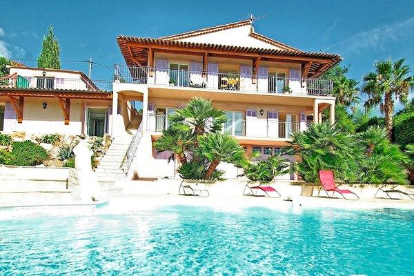 CAGNES-SUR-MER - Annonce Maison à vendre9 pièces - 235 m²