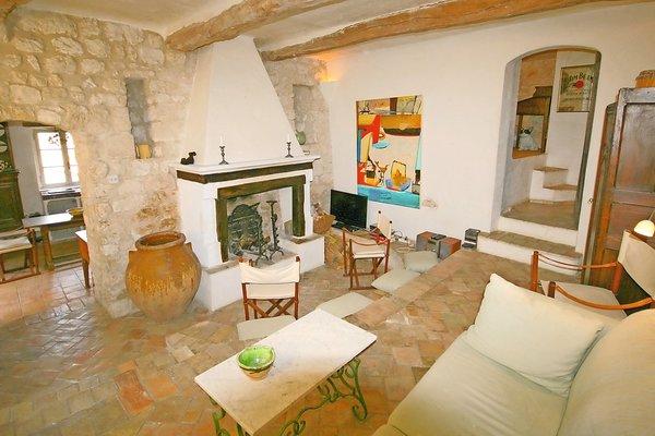 ST-PAUL-DE-VENCE - Annonce Appartement à vendre3 pièces - 64 m²