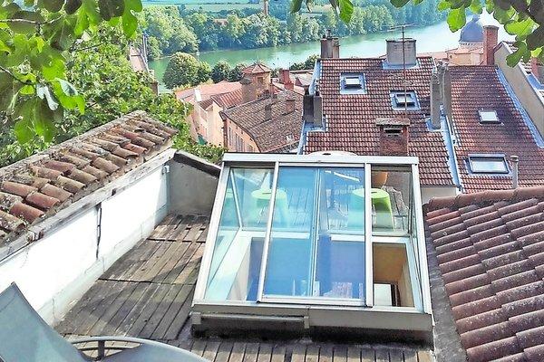 TREVOUX - Annonce Appartement à vendre3 pièces - 102 m²