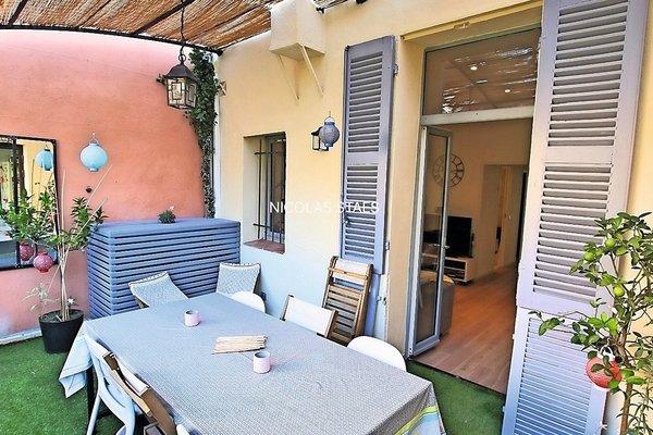 AIX-EN-PROVENCE - Annonce Appartement à vendre4 pièces - 80 m²