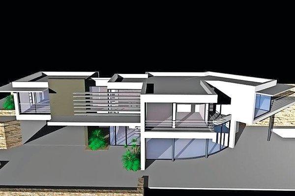 ROQUEBRUNE-CAP-MARTIN - Annonce terrain à vendre - 2050 m²