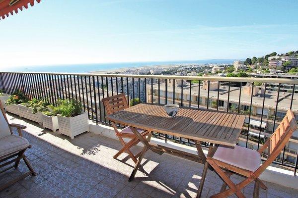 NICE - Annonce Appartement à vendre3 pièces - 82 m²