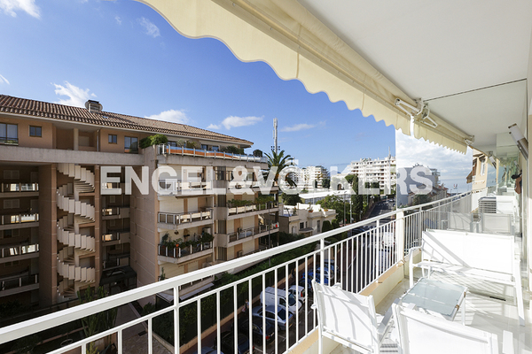 CANNES - Annonce Appartement à vendre4 pièces - 82 m²