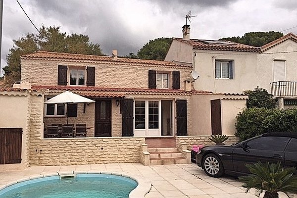 SAUSSET-LES-PINS - Annonce Maison à vendre4 pièces - 120 m²