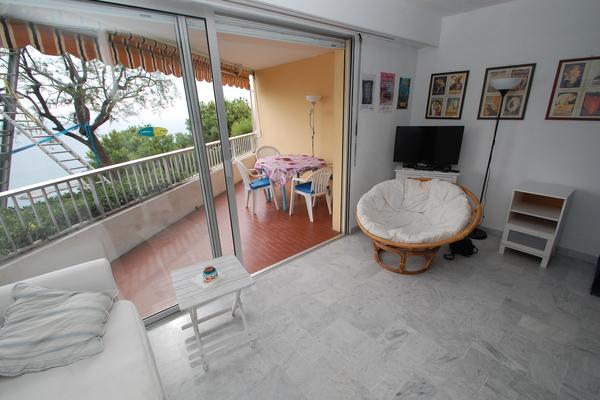 MENTON - Annonce Appartement à vendreStudio - 28 m²