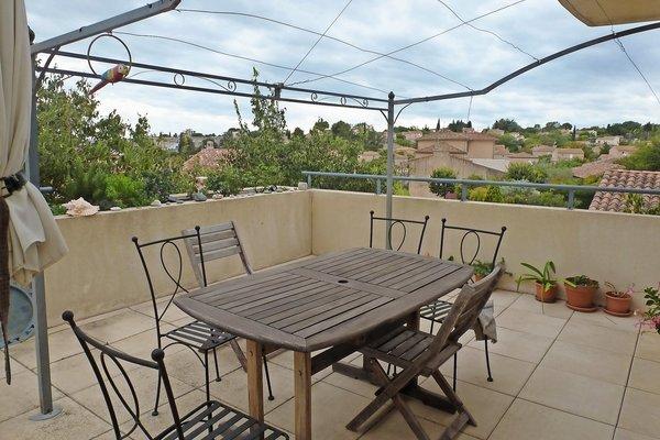 MARSEILLE 13EME - Annonce Appartement à vendre4 pièces - 90 m²