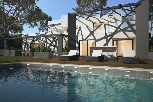 ROQUEBRUNE-CAP-MARTIN - Annonce Maison à vendre4 pièces - 260 m²
