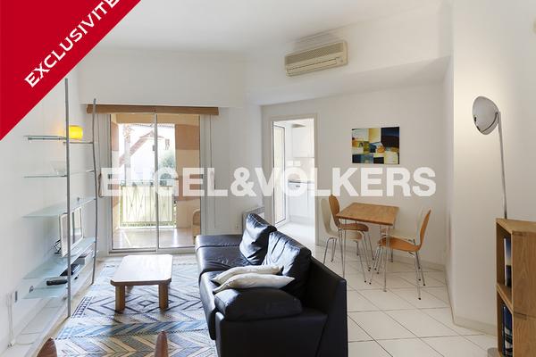 ST-JEAN-CAP-FERRAT - Annonce Appartement à vendre2 pièces - 45 m²