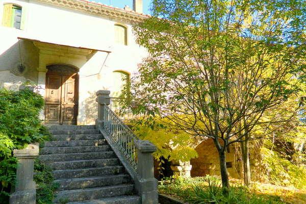 LES VANS - Annonce Maison à vendre17 pièces - 420 m²