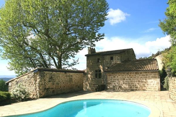 ST LAURENT DU PAPE - Annonce Maison à vendre15 pièces - 700 m²