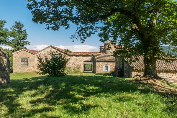VERNOUX-EN-VIVARAIS - Annonce Maison à vendre10 pièces - 400 m²