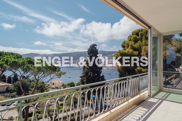 VILLEFRANCHE-SUR-MER - Annonce Appartement à vendre3 pièces - 80 m²