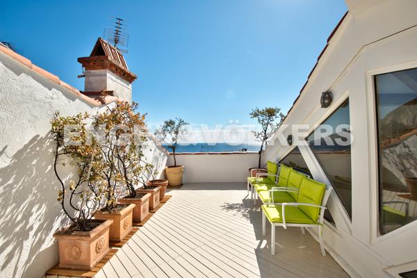 BEAULIEU-SUR-MER - Annonce Appartement à vendre4 pièces - 220 m²