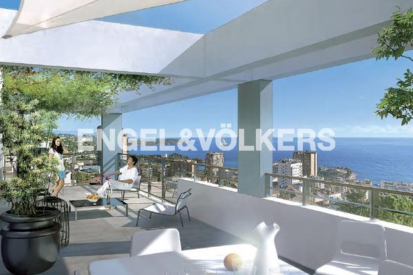 BEAUSOLEIL - Annonce Appartement à vendre2 pièces - 63 m²