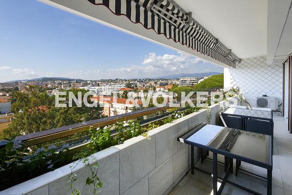 CANNES - Annonce Appartement à vendre4 pièces - 114 m²