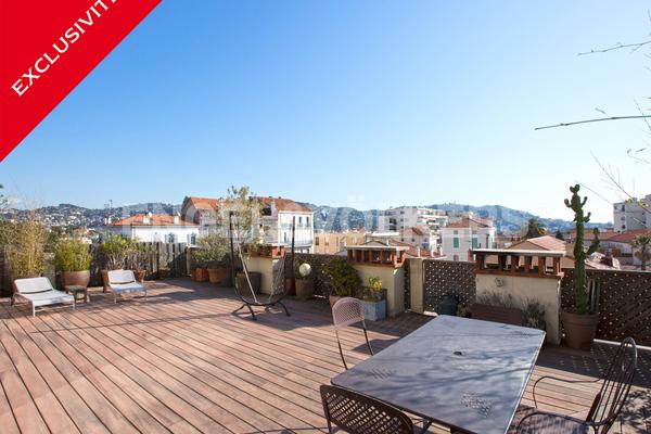 CANNES - Annonce Appartement à vendre5 pièces - 116 m²