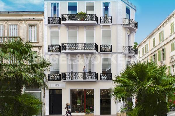 CANNES - Annonce Appartement à vendre2 pièces - 43 m²