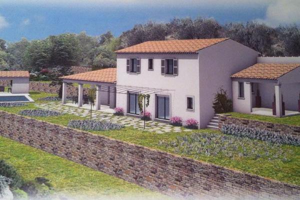 LE ROURET - Annonce terrain à vendre2048 m²