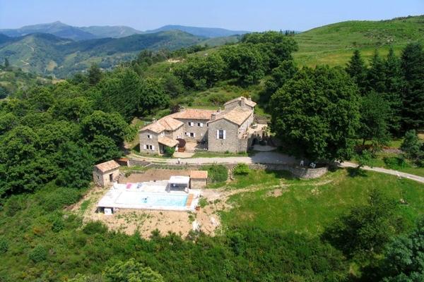 ANTRAIGUES SUR VOLANE - Annonce Maison à vendre10 pièces - 330 m²