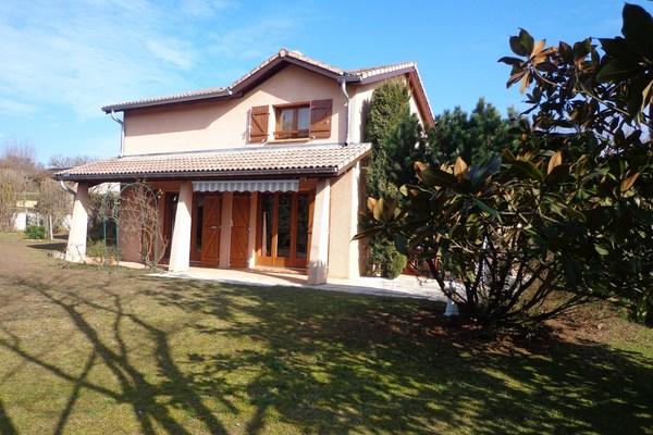 MONTMERLE-SUR-SAÔNE - Annonce Maison à vendre5 pièces - 110 m²