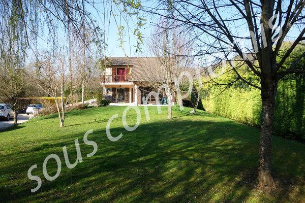 AMBÉRIEU-EN-BUGEY - Annonce Maison à vendre5 pièces - 125 m²