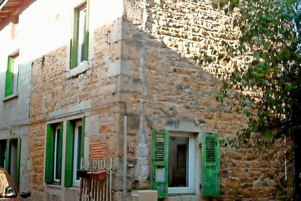 ST JEAN LE VIEUX - Annonce Maison à vendre4 pièces - 110 m²