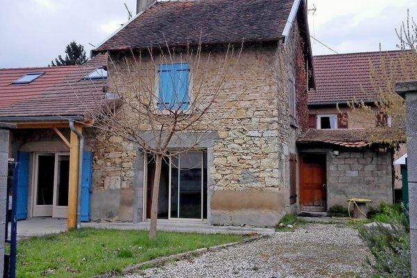 SERRIERES DE BRIORD - Annonce Maison à vendre3 pièces - 70 m²