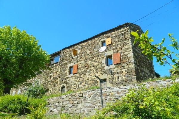 LES VANS - Annonce Maison à vendre5 pièces - 107 m²