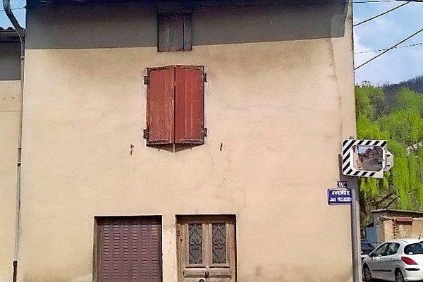 ST DENIS EN BUGEY - Annonce Maison à vendre3 pièces - 120 m²