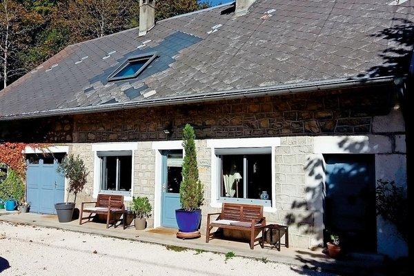 BELMONT-LUTHÉZIEU - Annonce Maison à vendre5 pièces - 140 m²