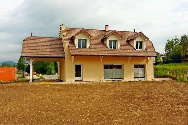 ST MARTIN DE BAVEL - Annonce Maison à vendre6 pièces - 177 m²