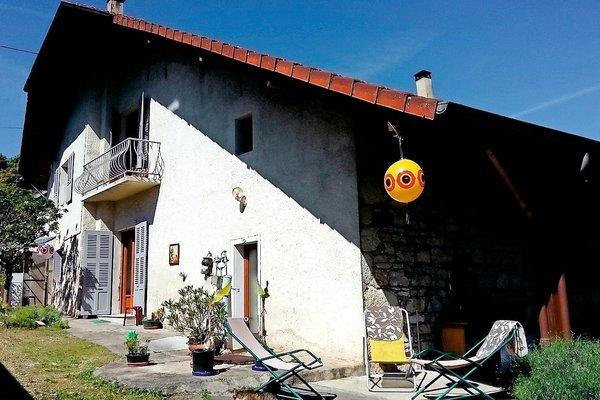 ST MARTIN DE BAVEL - Annonce Maison à vendre8 pièces - 191 m²
