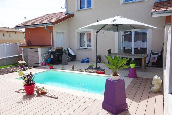 AMBÉRIEU-EN-BUGEY - Annonce Maison à vendre5 pièces - 108 m²