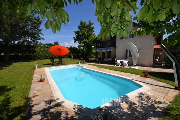PRÉVESSIN-MOËNS - Annonce Maison à vendre7 pièces - 180 m²