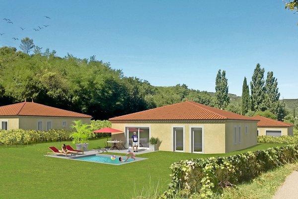 VALLON PONT D ARC - Annonce Maison à vendre4 pièces - 140 m²