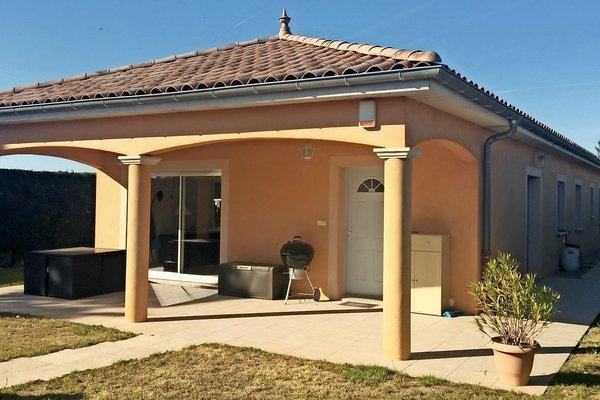 ST VULBAS - Annonce Maison à vendre5 pièces - 137 m²