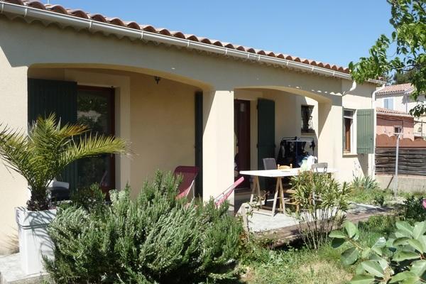 Vente maison villa 4 pi ces 90 m carpentras cote sud - Maison a vendre carpentras ...
