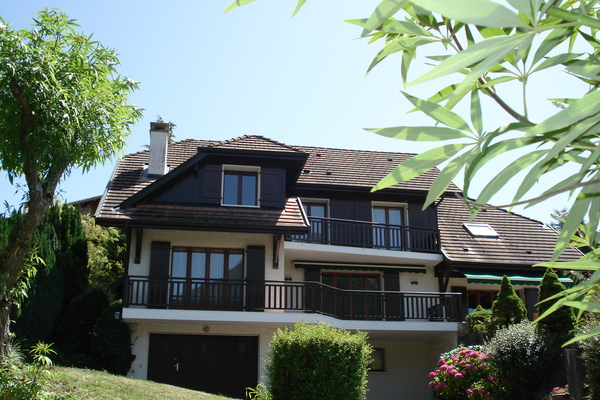 MENTHON-ST-BERNARD - Annonce Maison à vendre8 pièces - 300 m²