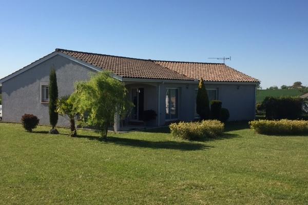 L ISLE JOURDAIN - Annonce Maison à vendre4 pièces - 90 m²