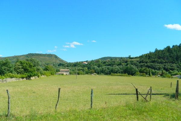 LES VANS - Annonce terrain à vendre1500 m²