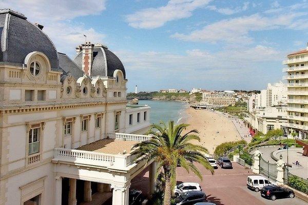 Vente appartement 4 pi ces 137 m biarritz emile garcin for Emile garcin biarritz