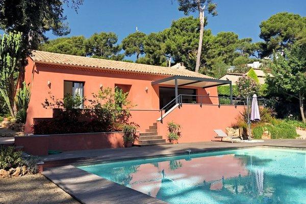 CAP D'ANTIBES - Annonce Maison à vendre4 pièces - 180 m²