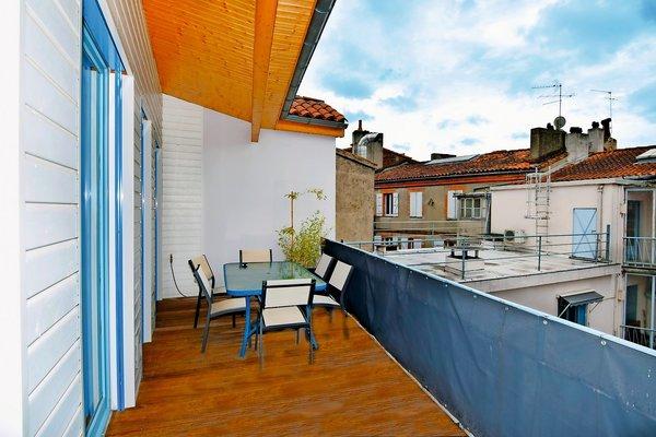TOULOUSE - Annonce Appartement à vendre5 pièces - 169 m²