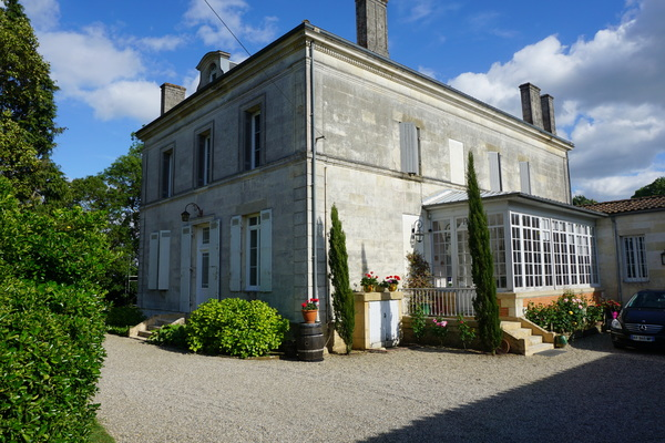 BORDEAUX - Advertisement House for sale 12 rooms - 450 m²