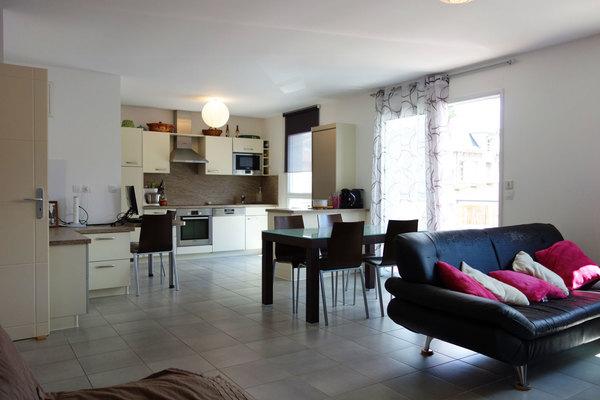 AMBÉRIEU-EN-BUGEY - Annonce Appartement à vendre3 pièces - 70 m²